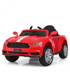 Машина M 3969 EBLR-3-1 (1 шт/ящ) р/у, красная