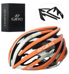 Шлем взрослый GIRO AS 180071-13 оранжевый, в кор-ке