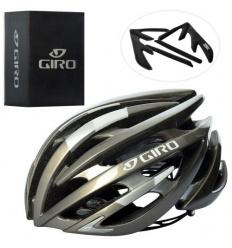 Шлем взрослый GIRO AS 180071-4 серый, в кор-ке