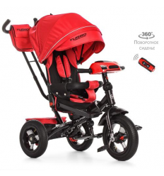 Велосипед M 4060-1 (1шт/ящ) TURBOTRIKE, Красный