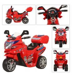 Мотоцикл M 0566 (1шт/ящ) Красный
