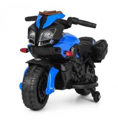 Мотоцикл M 3832 L-2-4 (1шт/ящ) BAMBI, Синий