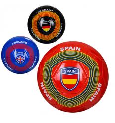 Мяч футбольный EV 3283 Страны