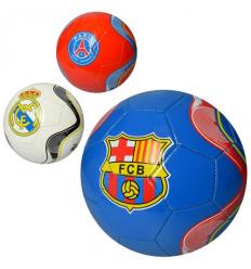 Мяч футбольный EV 3227 Клубы