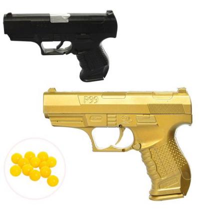 Пистолет HC-777 на пульках, в кульке
