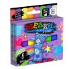 """Мел для рисования на асфальте MEL-02-02 """"Danko-toys"""", 8 цветов, тонкие"""