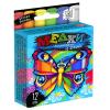 """Мел для рисования на асфальте MEL-02-03 """"Danko-toys"""", 12 цветов, тонкие"""