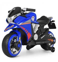 Мотоцикл M 3682 L-4 (1шт/ящ) BAMBI, Синий
