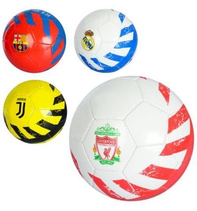 Мяч футбольный EV 3234 Клубы