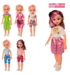 Кукла KL 818-1-12 в кульке