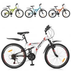Велосипед 24 д. G24GAMBLER S24MIX (4шт/ящ) PROFI