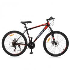 Велосипед 26 д. G26ENERGY A26.1 (1шт/ящ) PROFI, Красно-черный