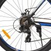 Велосипед 27,5 д. G275GRAPHITE A275.1 (1шт/ящ) PROFI, Черно-синий