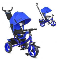 Велосипед M 3113-14 (1шт/ящ) TURBOTRIKE, Синий индиго