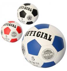 Мяч футбольный OFFICIAL 2500-203 в кульке