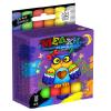 """Мел для рисования на асфальте MEL-02-04 """"Danko-toys"""", 18 цвета, тонкие"""