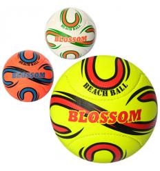 Мяч футбольный 5002-47 ABC, пляжный, в кульке