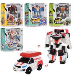 Трансформер 968-6-7-8-9-10 TBT, робот+трансформер, в коробке