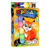 """Мел для рисования на асфальте MEL-01-04U """"Danko-toys"""", 6 цветов, большие, укр"""