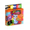 """Мел для рисования на асфальте MEL-02-01U """"Danko-toys"""", 6 цветов, тонкие, укр"""