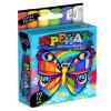 """Мел для рисования на асфальте MEL-02-03U """"Danko-toys"""", 12 цветов, тонкие, укр"""