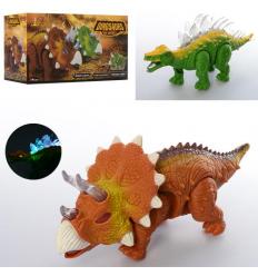 Динозавр 1381-1382 на батарейках, в коробке