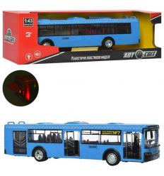 Автобус AS-1827 АвтоСвіт, инерционный, в коробке
