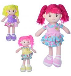 Кукла P 0541 мягконабивная, в кульке