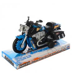 Мотоцикл 9965-1 инерционный, в слюде