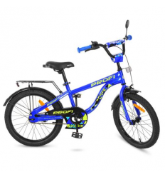 Велосипед детский PROF1 20д. T 20151 (1шт/ящ) PROFI, Space, синий
