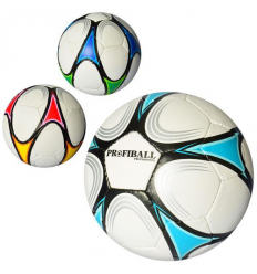 Мяч футбольный 2500-107 в кульке