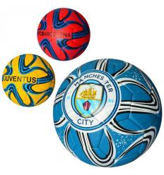 Мяч футбольный 2500-114 Страны, в кульке