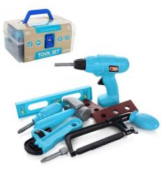 Набор инструментов 6607-1 в чемодане