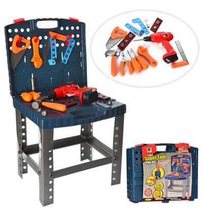 Набор инструментов 661-74 в чемодане