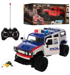 Джип 666-728 A р/у, Полиция, в коробке
