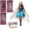 Кукла DEFA 8396-BF маска 3шт, в коробке,