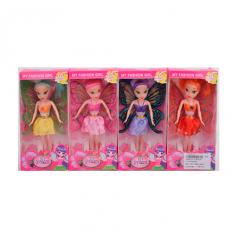 Кукла ST8855A2 фея, 4 вида в коробке,