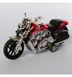 Мотоцикл 538-1 инерционный, в кульке