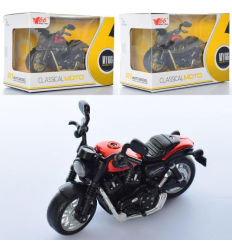 Мотоцикл MY66-M1115 металл, инерционный, в коробке