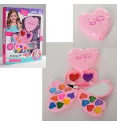 Косметика 216-5A Сердце, 3 яруса, в коробке