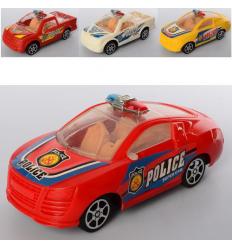 Машина 8055-3 инерционная, полиция, в кульке