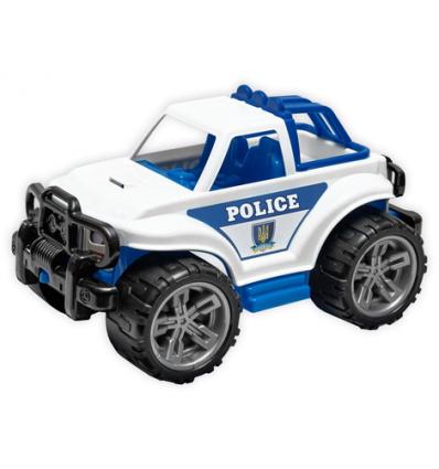 Машина 3558 (6шт) ТехноК Внедорожник,полиция