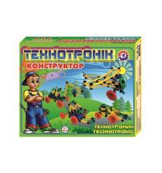 "Конструктор ""Технотроник"" 0830 (10шт) в кор-ке,Технок"