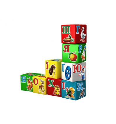 Кубики 1806 (26шт