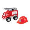 Набор пожарный 3978 (6шт) ,машина с каской