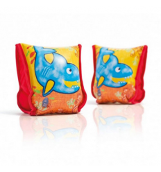 Нарукавники 56659 (36шт) рыбка,для детей с 3-6 лет