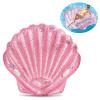 Плотик 57257sh INTEX, Розовая ракушка, 178-165-24 см
