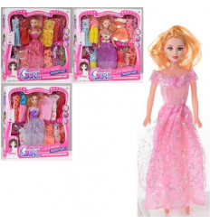 Кукла с нарядом 9430B в коробке