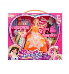Кукла с нарядом RY306Q в коробке