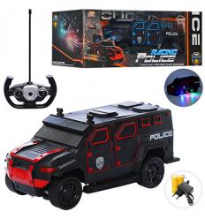 Машина 666-710A р/у, полиция, в коробке